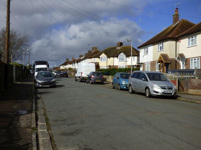 Chadwick Street, High Wycombe