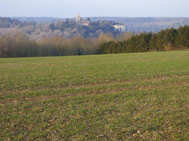 Farmland, West Wycombe