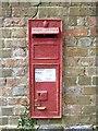 SU1459 : Victorian letter box by Michael Dibb