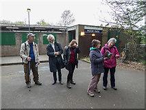 TQ0893 : Moor Park Station, Moor Park by Christine Matthews