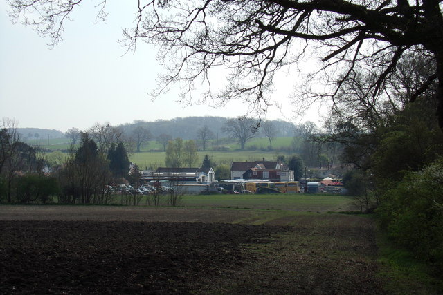 View to Peasenhall