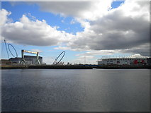 NZ5020 : Middlesbrough Dock by Richard Vince