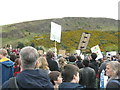 NT2673 : March for Science at Holyrood by M J Richardson