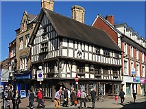 SJ2929 : Llwyd Mansion by John H Darch