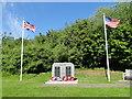 TM0252 : Wattisham Airfield Memorial by Adrian S Pye