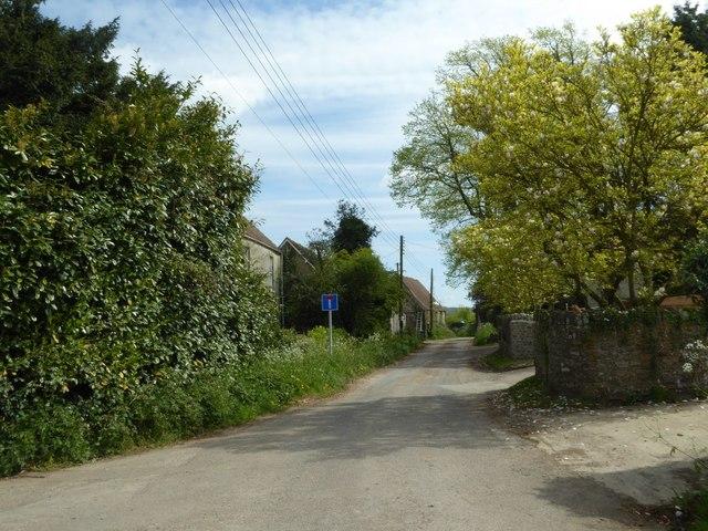 No through road at Talbot's End