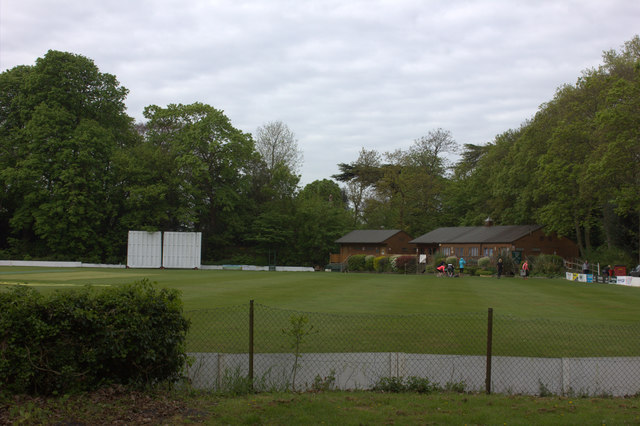 Manor Park cricket ground