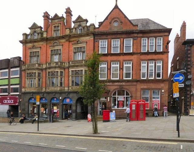 28-32 Wallgate, Wigan