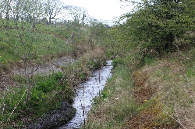 Nant Grwhay near Cwm-corrwg