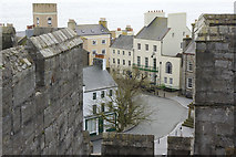 SC2667 : Castletown from Castle Rushen by Stephen McKay