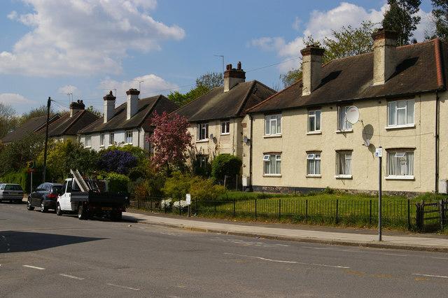 Houses on Sanders Lane