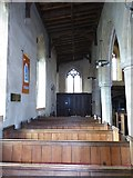 TG2834 : Inside St Botolph, Trunch (9) by Basher Eyre