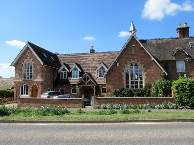 Alderminster-The Old Schoolhouse