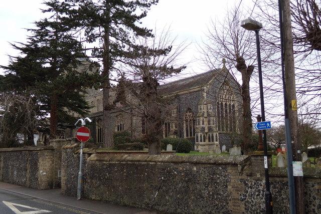 St. Mary's Church, Diss