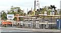 J3874 : Pirrie Lane, Belfast (April 2017) by Albert Bridge