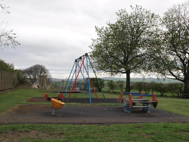 Auldhouse playground