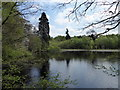 TQ4621 : The Lake at Lake Wood, Uckfield by PAUL FARMER
