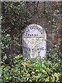 SP6908 : Old Milepost by JV Nicholls