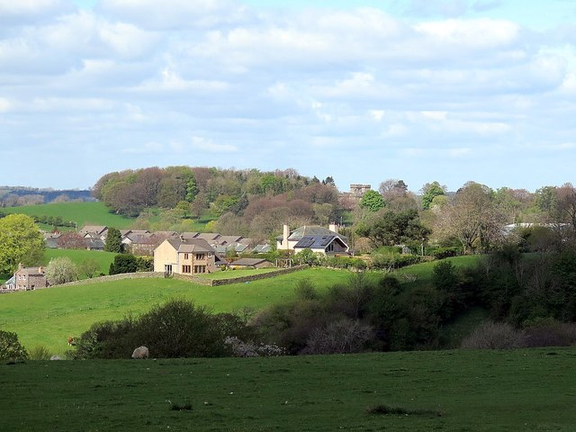 Houses south of Kirkby Stephen