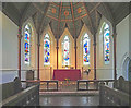 TQ1572 : Holy Trinity, Twickenham Green - Sanctuary by John Salmon