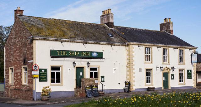 The Ship Inn, Thursby