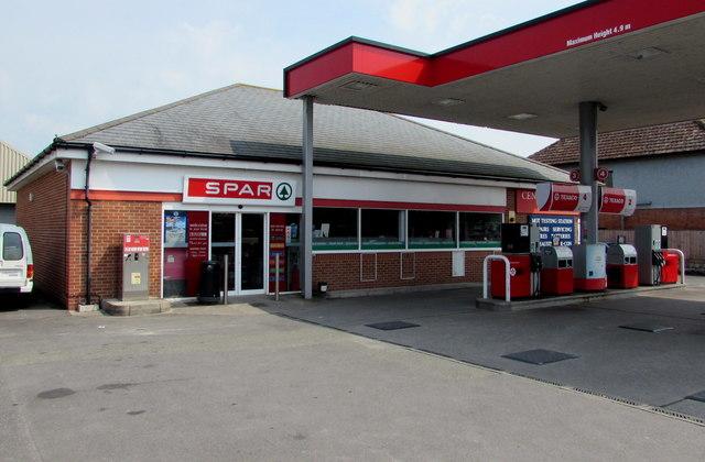 Spar shop, Berrow Road, Burnham-on-Sea