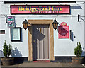 NY3748 : Bridge End Inn, Dalston - April 2017 (6) by The Carlisle Kid