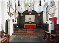 TG2308 : St George Tombland, Norwich - Sanctuary by John Salmon