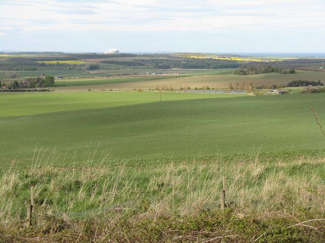 East Lothian landscape