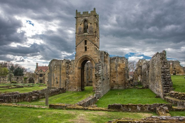 Mount Grace Priory East Harlsey, North Yorkshire