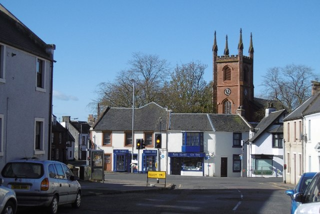 High Street, Mauchline