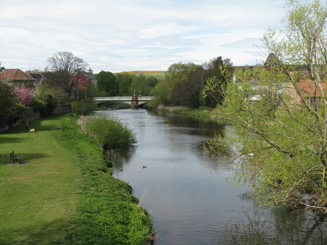 Victoria Bridge, Haddington