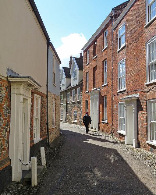 Norwich: Hook's Walk
