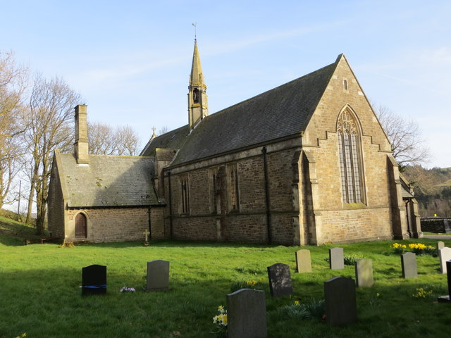 All Saints Church, Eastgate, County Durham