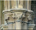 SK8314 : Church of St Andrew, Whissendine by Alan Murray-Rust