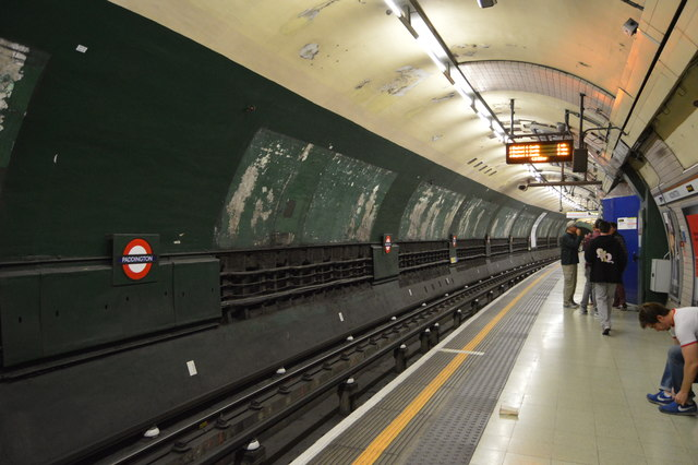 Bakerloo Line, Paddington