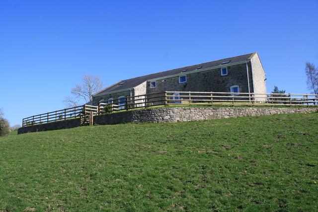 Holiday Accommodation at Hersedd Farm