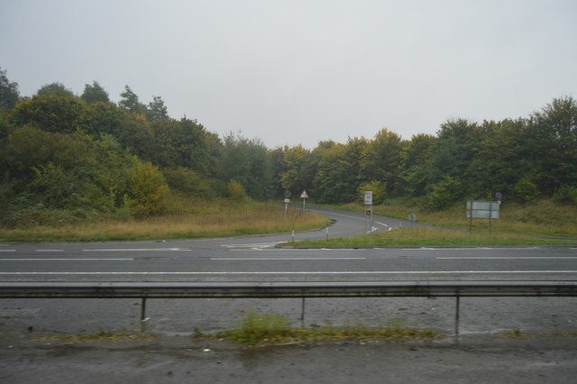 North Street turning, A303