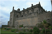 NS7894 : Stirling Castle by Malcolm Neal