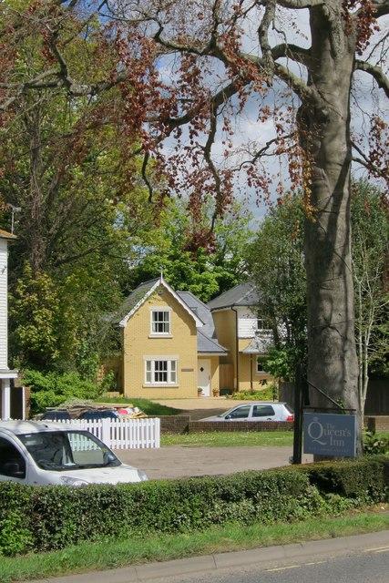 House off Queen's Road