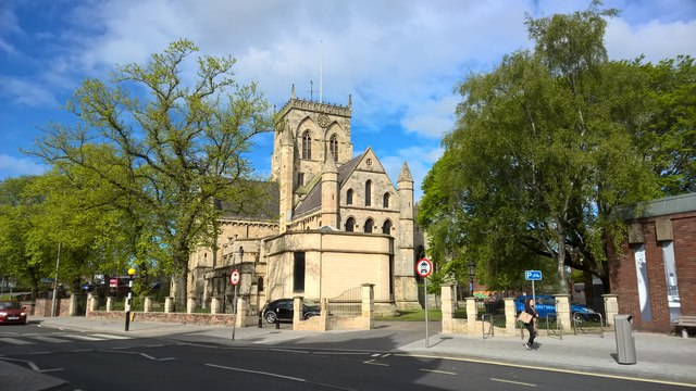 St James' Parish Church, Grimsby - Grimsby Minster