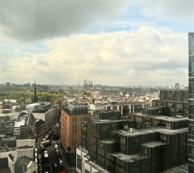 View Over London From Transport For Robert Lamb Cc By Sa 2 0 Geograph Britain And Ireland