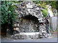 TQ1464 : The Rock (Well) by Nigel Mykura
