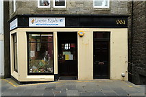 HU4741 : Loose Ends, Commercial Street, Lerwick by Mike Pennington