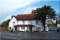 TM2222 : The Red Lion, Kirby-le-Soken by JThomas