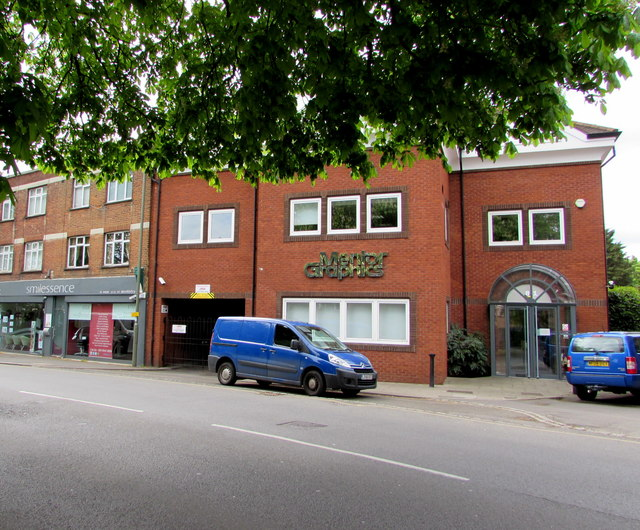 Mentor Graphics office in East Molesey © Jaggery :: Geograph Britain
