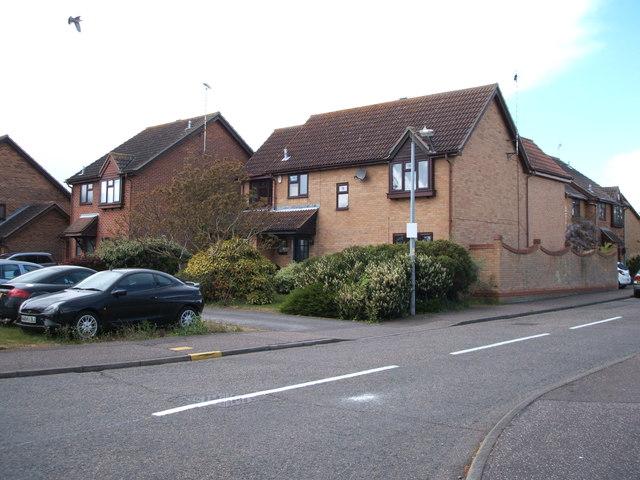 Houses on Hankin Avenue, Dovercourt