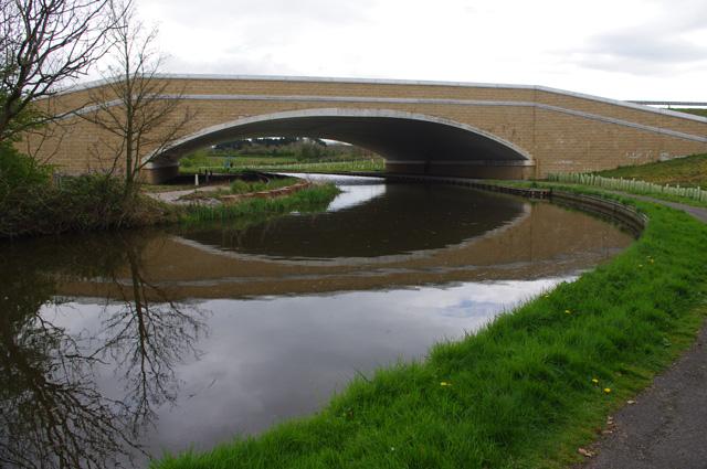 Milestone Bridge, Lancaster Canal