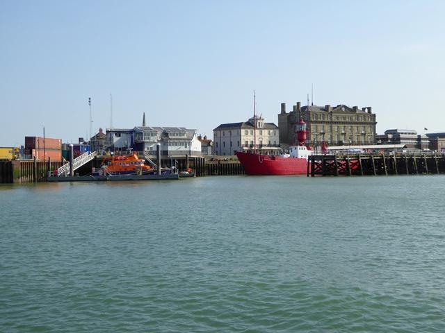 Harwich waterfront