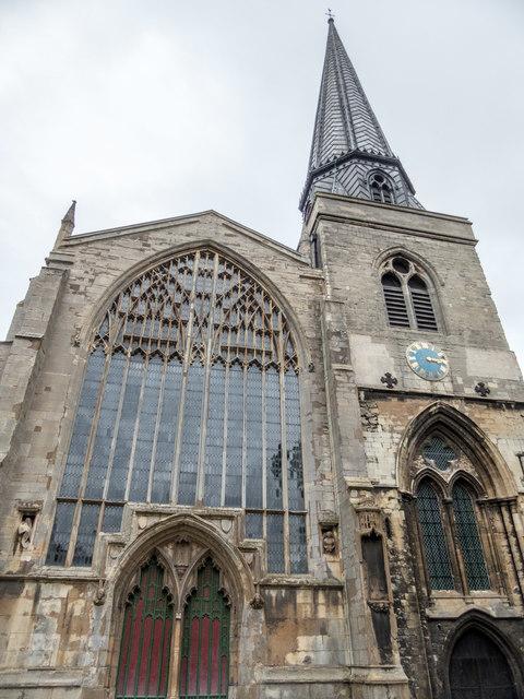 St Nicholas Chapel, King's Lynn, Norfolk